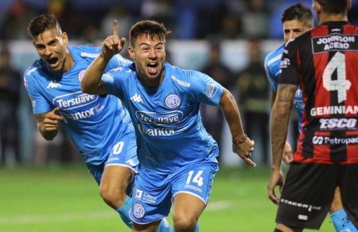 Belgrano ganó a Patronato y puso al rojo vivo la tabla de promedios