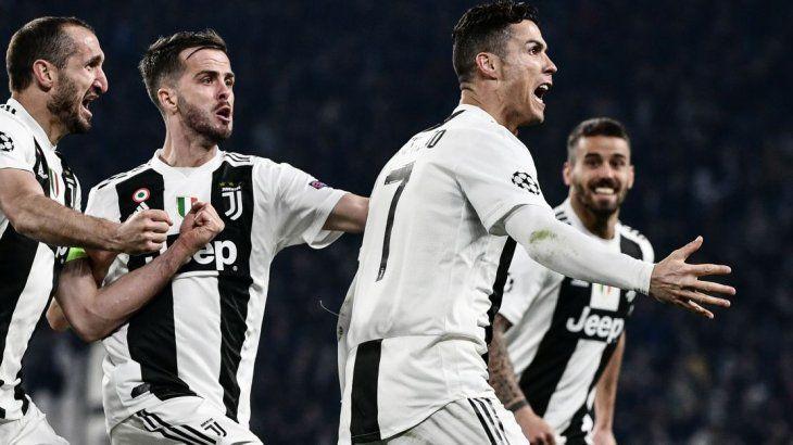 Explotaron las acciones de la Juventus tras la épica remontada en Champions League