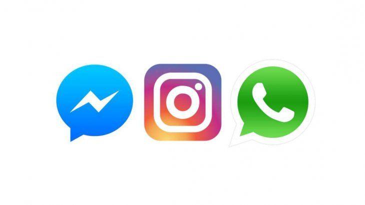 Una Falla Mundial Afecto A Whatsapp Facebook E Instagram