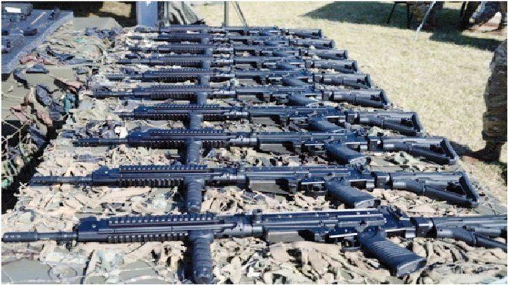 Estreno. Mauricio Macri recorrerá las instalaciones del Batallón de Arsenales 601 y presentará material bélico nuevo