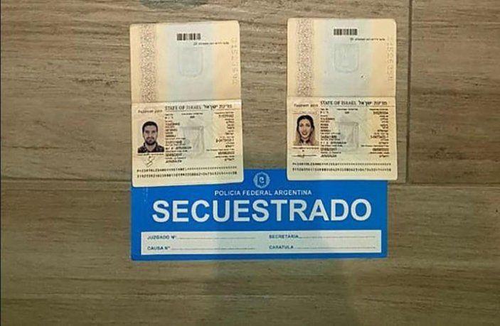 Iraníes detenidos con pasaportes falsos declaran en Comodoro Py