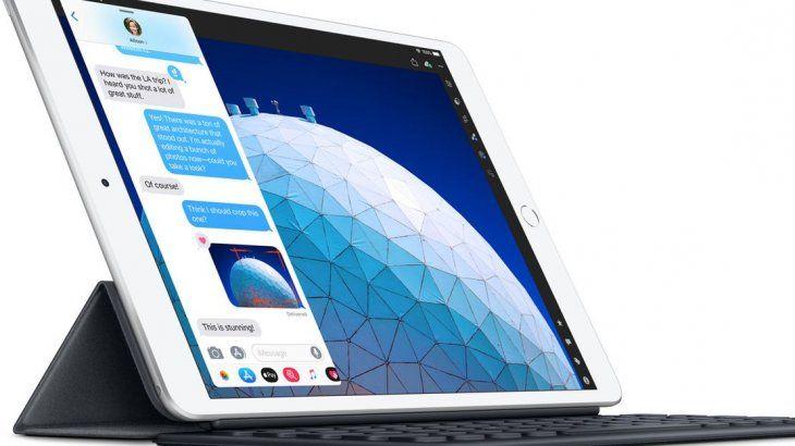 Sorpresa: sin anunciarlo  Apple presentó nuevos iPads