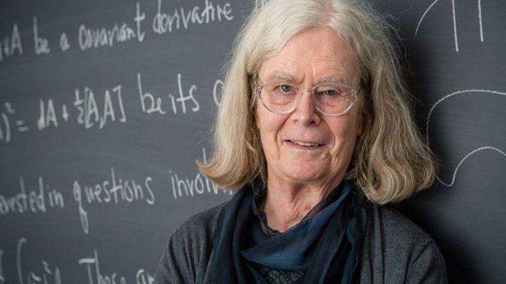 Karen Uhlenbeck, la primera mujer en ganar el premio Abel