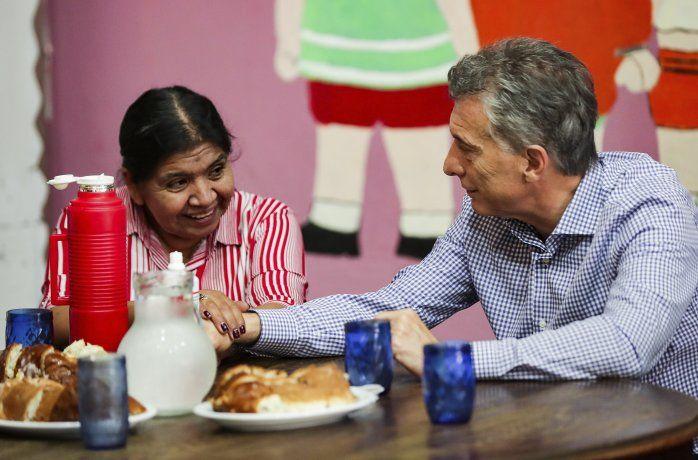 Margarita Barrientos: Cada vez viene más gente a los comedores ...