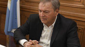 Schiaretti definió a su acompañante para ir en busca de la reelección