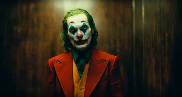 Joaquin Phoenix protagoniza Joker.