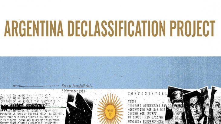 EEUU completó la entrega de 11.600 documentos sobre la violación a los DDHH durante la dictadura