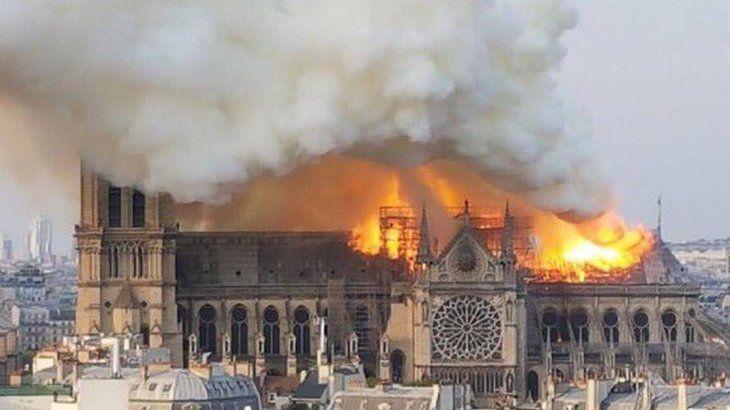 Notre Dame, el día después: control de daños, las hipótesis y la reconstrucción