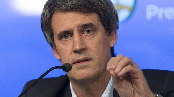 <p>El exministro de Hacienda, Alfonso Prat Gay.</p>