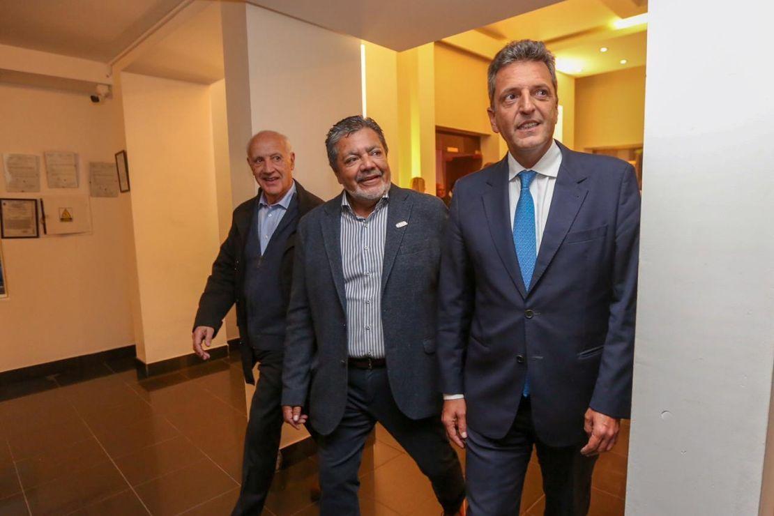 Resultado de imagen para GERARDO MARTINEZ UOCRA
