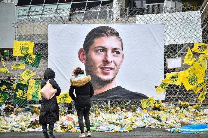 Los homenajes en Nantes fueron masivos.