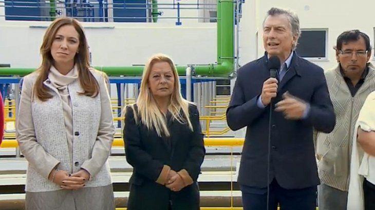 Macri criticó el paro y pidió «no volver al pasado»