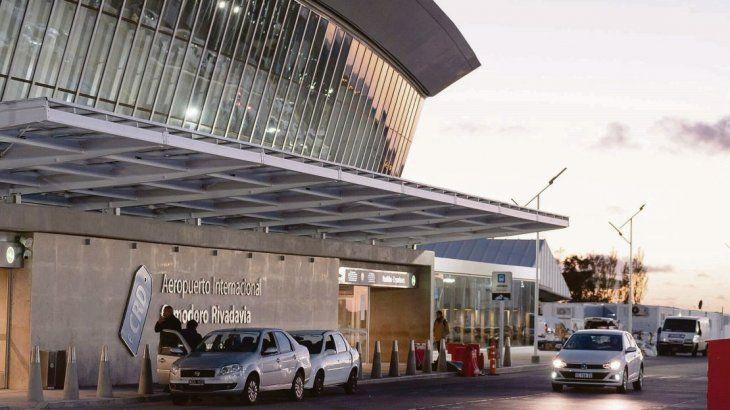 Ecológico. El nuevo aeropuerto de Comodoro Rivadavia se renovó con procedimientos de construcción sustentables y de alta performance.