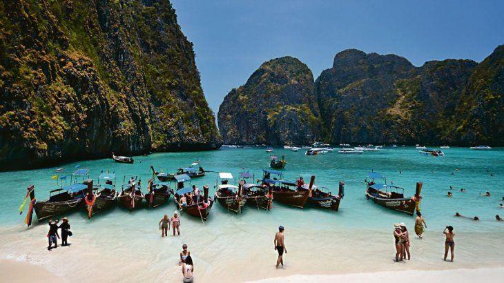 <p>Phi Phi Lay, Tailandia</p>