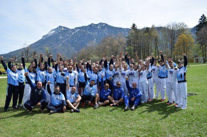 Un viaje a la intimidad del equipo argentino de Taekwondo que hizo historia en Alemania