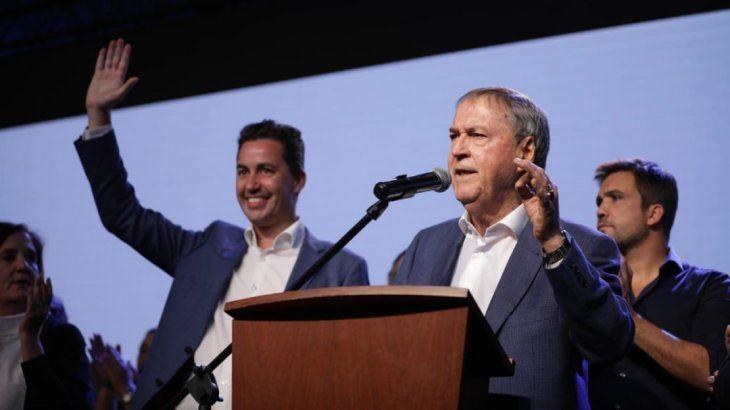 Juan Schiaretti obtuvo un sólido triunfo que le dio la reelección.