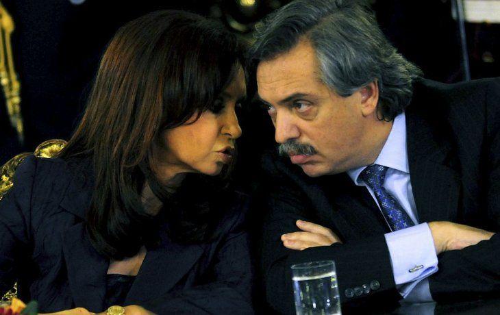 Alberto Fernández fue jefe de Gabinete de Cristina hasta2008.