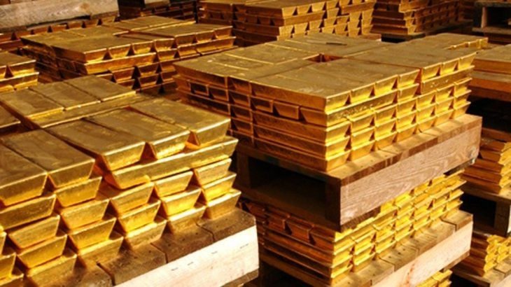 Resultado de imagen para oro subio mas en estos seis años