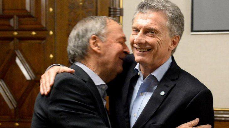 Macri discutió con Schiaretti los puntos del acuerdo de gobernabilidad