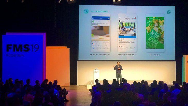 Desde el año que viene, WhatsApp tendrá mensajes publicitarios