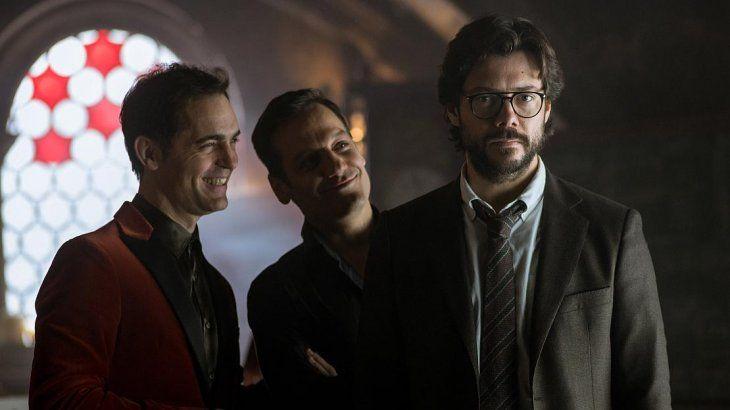 Netflix reveló el nuevo tráiler de la tercera temporada de La casa de papel