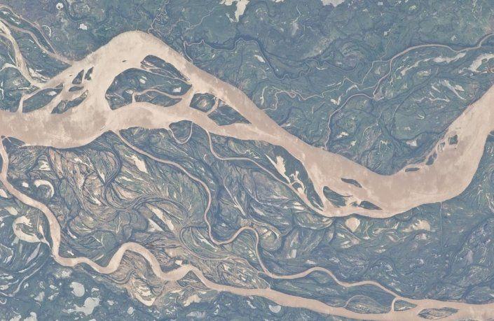 Llanura de la inundación del Río Paraná
