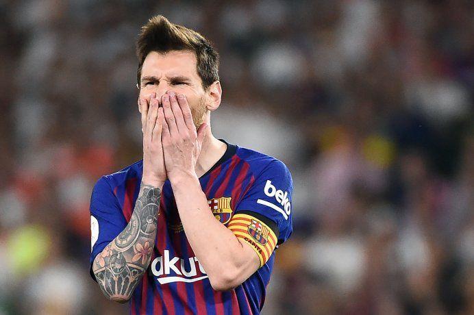 Denunciaron a Messi y su fundación por estafa y blanqueo