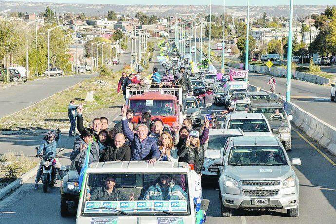 <p>Mariano Arcioni, gobernador de Chubut.</p>