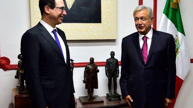 Estados Unidos suspendió «indefinidamente» su amenaza de aplicar aranceles a las exportaciones mexicanas