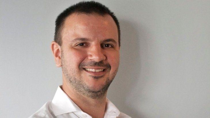 <p>Guillermo Castelli, CEO de Quadminds</p>