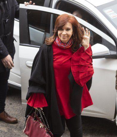 Guiño de Cristina a spot de campaña de Massa
