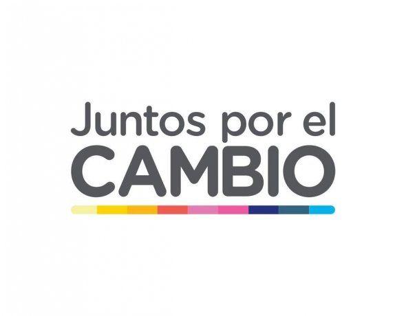 Logo de Juntos por el Cambio.<br>
