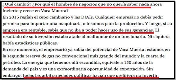 <p><em>Fuente: Diario Río Negro, 11 de junio de 2019. Subrayado es de OETEC.</em></p>