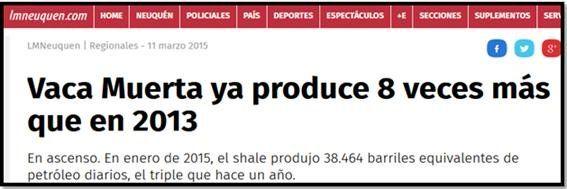 <p><em>Fuente: La Mañana de Neuquén, 11 de marzo de 2015.</em></p>