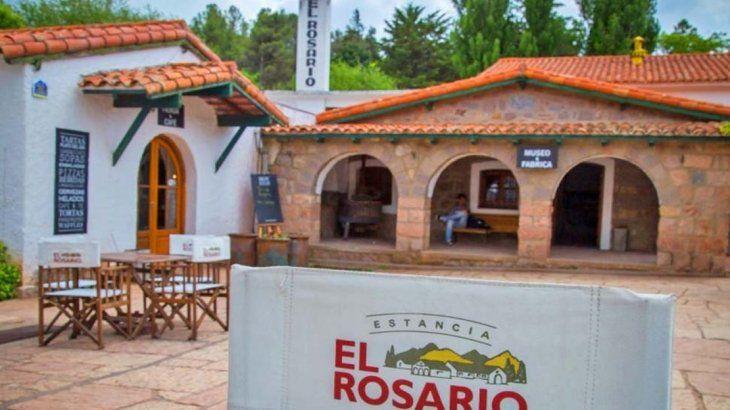 Por la crisis, la fábrica de alfajores Estancia El Rosario despidió al 80% de sus empleados