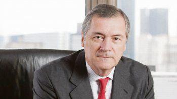 Enrique Cristofani, fue presidente Santander en Argentina durante dos décadas.