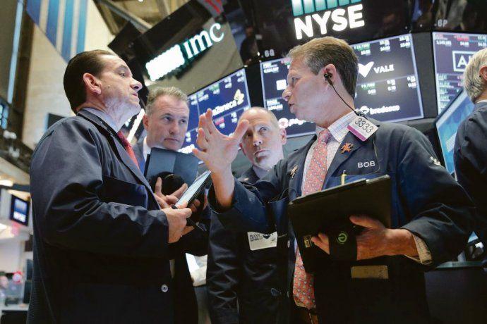 ganancias. Las reflejaron ayer todos los indicadores de Wall Street. Las acciones argentinas que cotizan allí siguieron el impulso