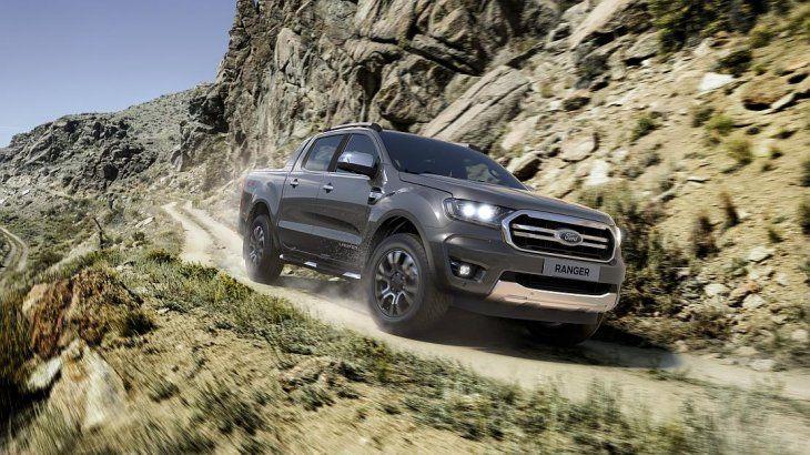 Ford presentó la nueva pickup Ranger