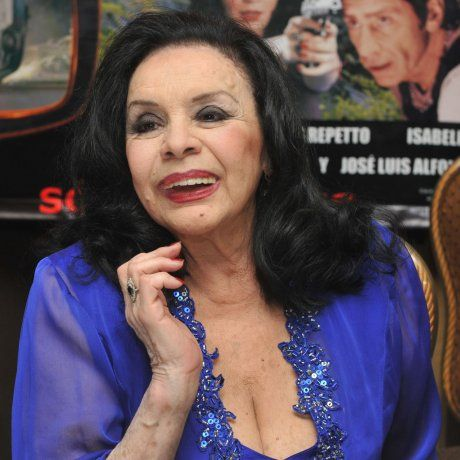 <p>Isabel Sarli fue un emblema del cine erótico</p>