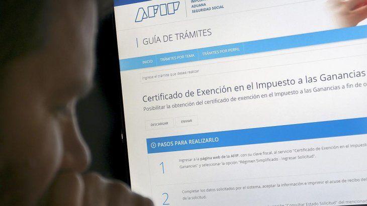 AFIP puso en marcha cambios en Ganancias, autónomos y plan de pagos