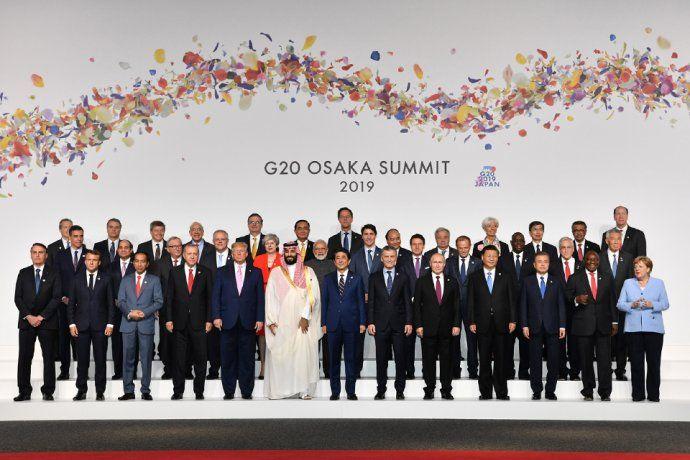 Los puntos más importantes del comunicado final de los líderes del G20