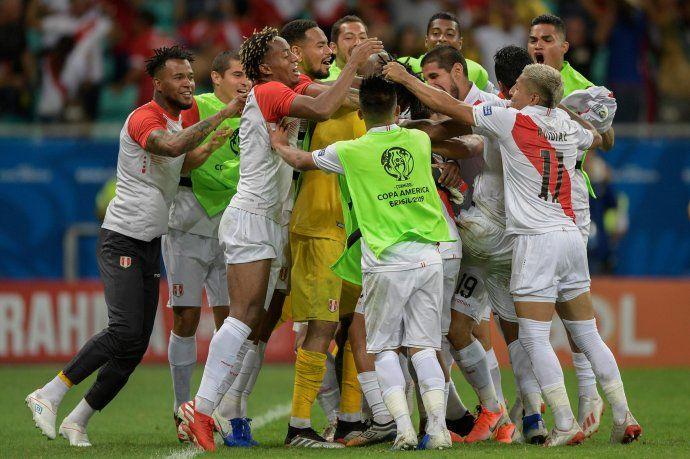 Estrategia Mundial Copa América: Perú, la gran sorpresa