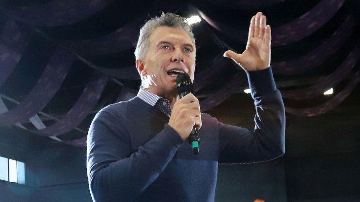 """Macri afirmó """"estar listo para gobernar cuatro años más"""""""