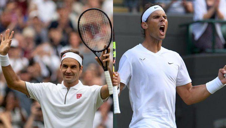 Federer y Nadal volverán a verse las caras