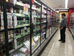Las ventas en supermercados caerían un 26% en octubre de 2019 en relación al mismo mes de octubre de 2015, según Radar.