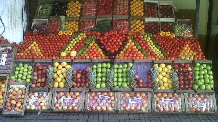 Fuerte aumento de precios de frutas y verduras en CABA y provincia de Buenos Aires