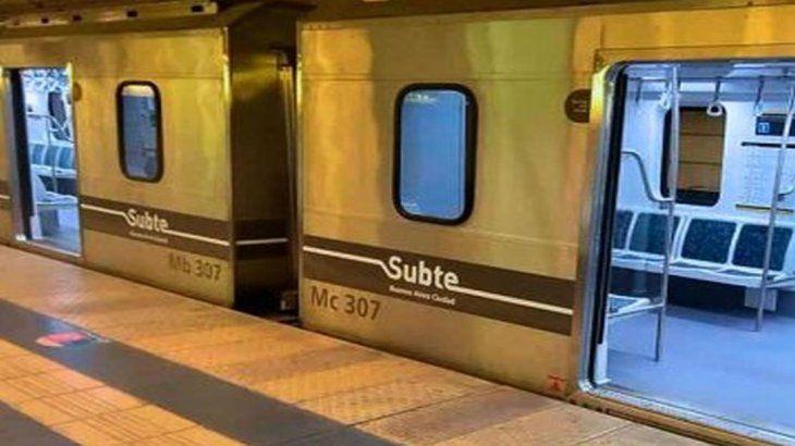 Los empleados de las líneas de subte y el premetro pararán mañana entre las 5.30 y 7.30.