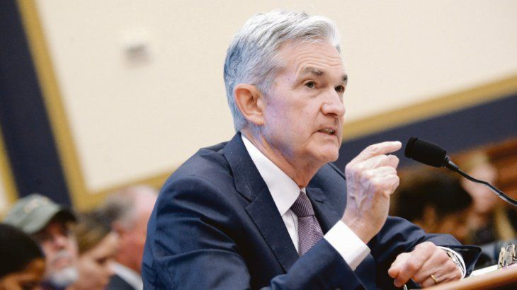 El titular de la Fed