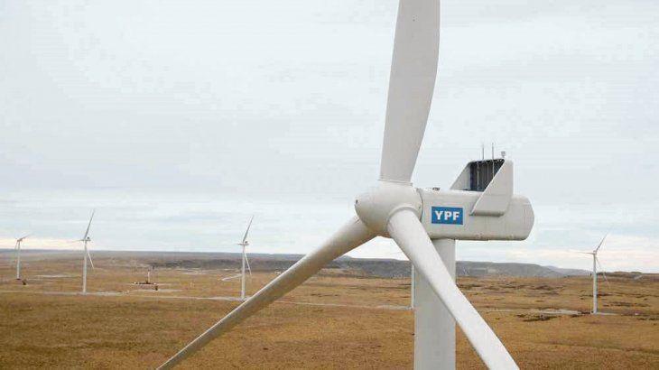planes. YPF Luz se concentra en proyectos de energías renovables.