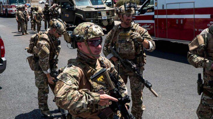 El segundo tiroteo ocurrió tan solo 13 horas después del acontecido el sábado en El Paso